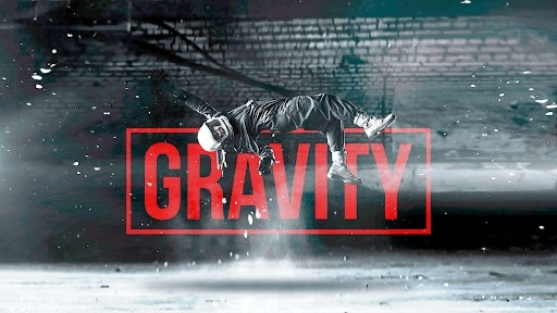 Gravity Sermon Graphic